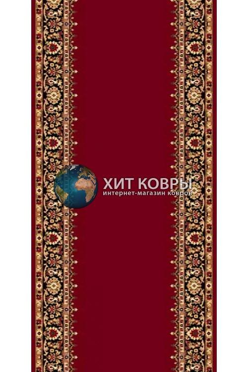 ковер в комнату кремлевский d164 красный